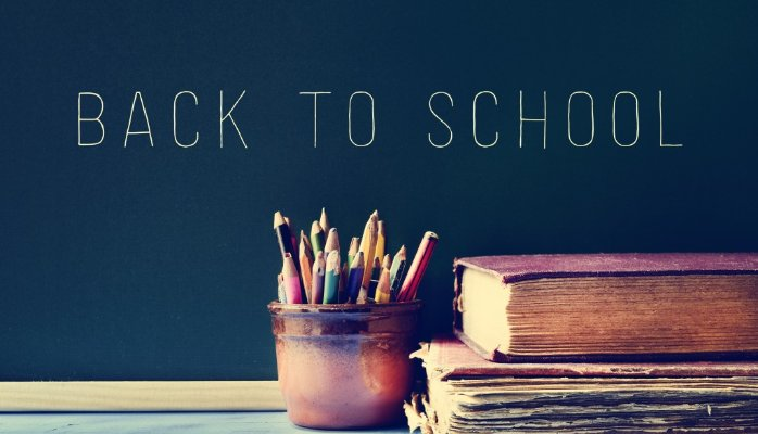 The Most Wonderful Time of The Year: Going Back To School