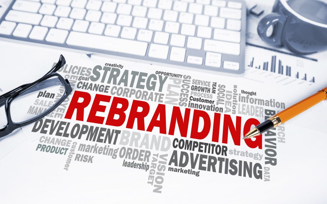 Imagine The Possibilities:  Why ReBrand?