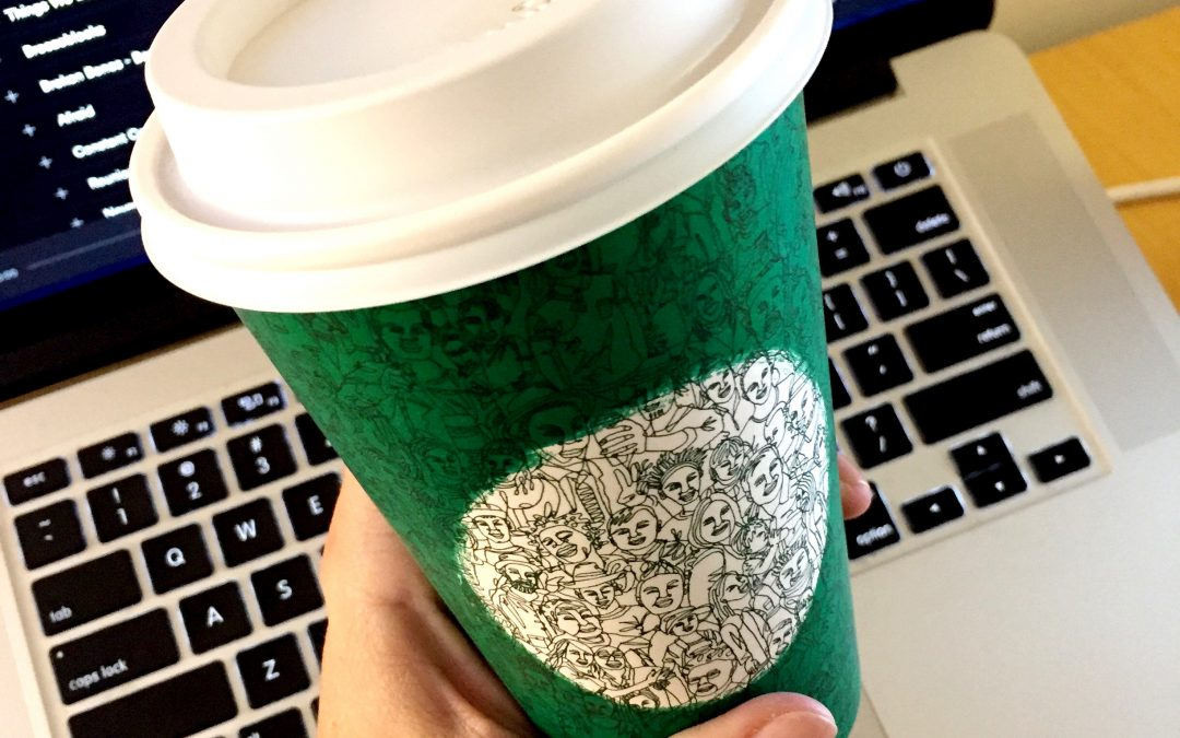 What the Cup? Unifying a Brand Message